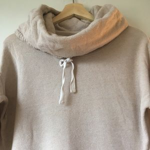 Crew Neck Active Drawstring Sweater Ralph Lauren S